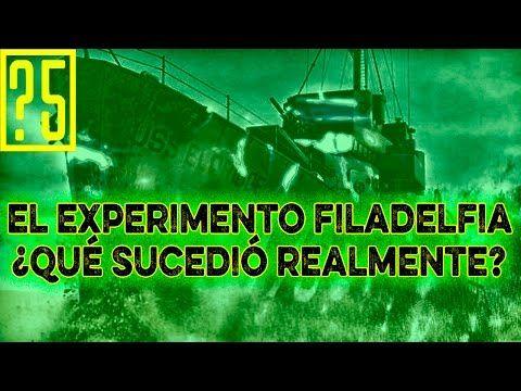Experimento Filadelfia: Reactivado (2012). Película completa - YouTube