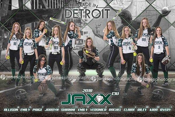 Diamond Jaxx 2018 copy Softball Team Pictures 55c3bc4e3f