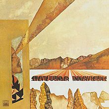 Innervisions (Stevie Wonder) - I haven't really followed his career, but this album was always being played in the dorm, and I loved it!