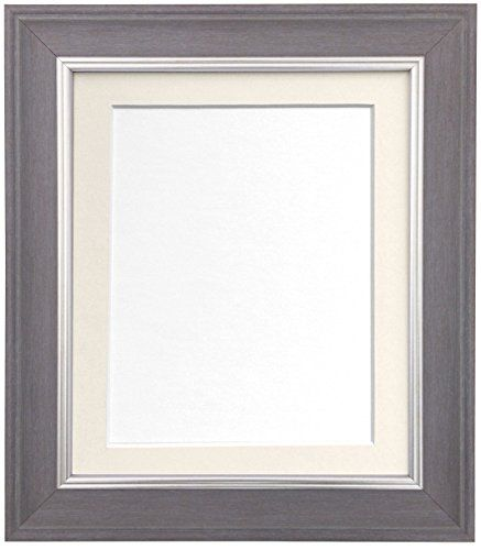 "Frames By Post AP-4620 Vintage Chacoal Grey Picture Photo Frame with Ivory Mount 40 x 40 cm Picture Size 12"" x 12"" Frames by Post http://www.amazon.co.uk/dp/B00UAW0MQU/ref=cm_sw_r_pi_dp_nGDGvb10VC1A3"