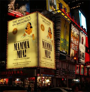 Attend a Broadway Production