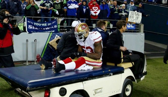 Navorro Bowman's Injury Is Bad, Popcorn Insult Worse, Says Richard Sherman