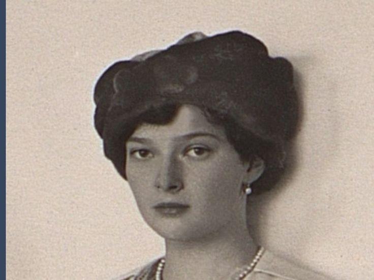 Tatiana Nikolaevna of Russia.