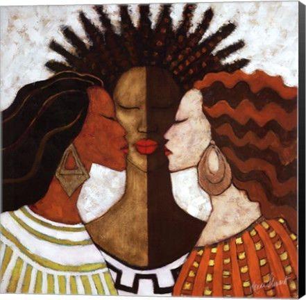 Every Woman Canvas Wall Art Print