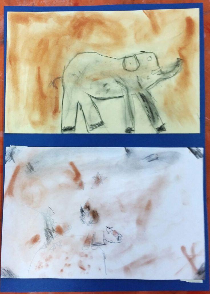 Disegno, la Poesia del Segno. Corso di disegno con carboncino e sanguigna (replica). Centro di Lettura l'Albero dei Libri, Ravenna 2017