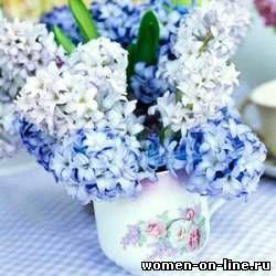 Florists - Journal Women-on-Line - fashion, beauty, love, crafts