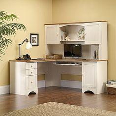 Corner Computer Desk Hutch | Sauder                                                                                                                                                      More