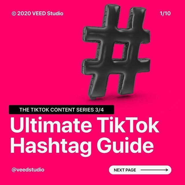 Tiktok Hashtags Guide Video Editing Add Music Hashtags