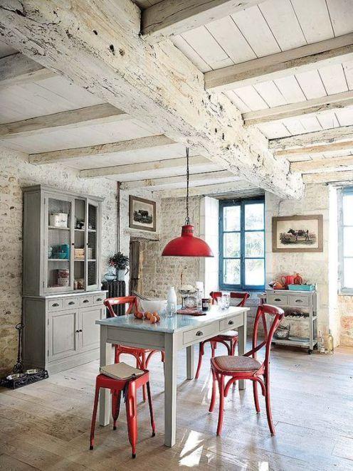 pinta la cocina del piso de estudiantes de colores y dará alegría y dinamismo