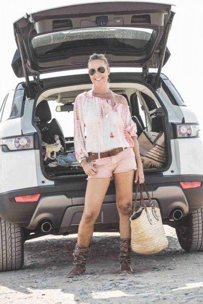 Pantalón y camisola de Brownie. Botas Hector Riccione #moda #blogger #ootd