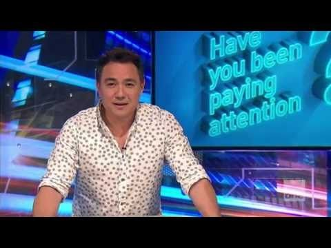 Sam Pang Wins Have You Been Paying Attention? - YouTube