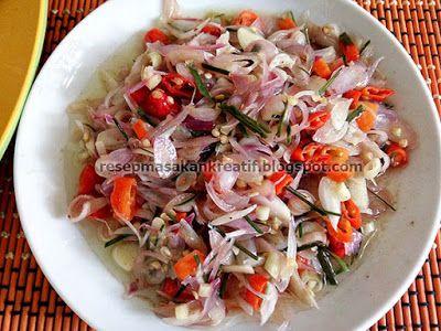 Resep Sambal Matah Khas bali | Resep Masakan Indonesia (Indonesian Food Recipe)