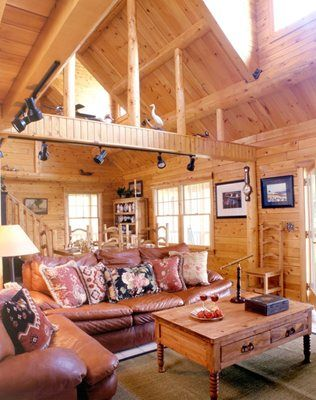 23 best Log Home Great Rooms and Sitting Areas images on Pinterest Cedar Log Home Designs on cedar deck design, log cabins design, log house design, home construction design, cedar cabins, cedar fence design, cedar post and beam, cedar siding, cedar patio design, cedar wood,