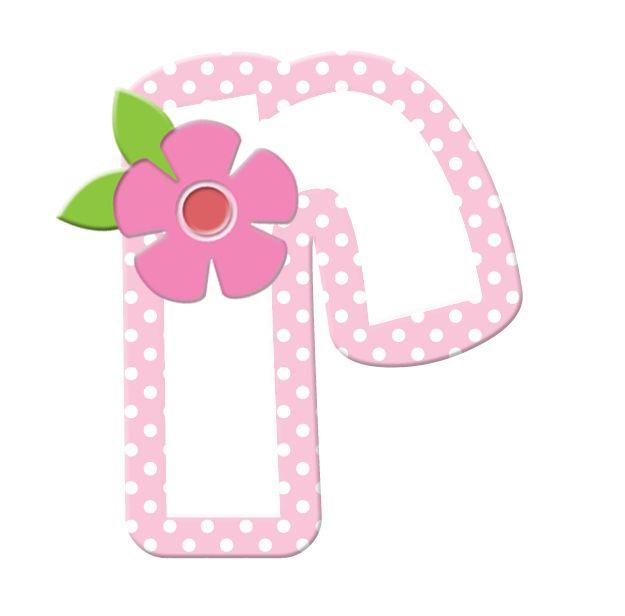 Gifs y fondos pazenlatormenta letras grandes para imprimir en color rosado r b pinterest - Letras grandes decoradas ...