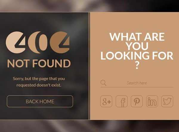 50 Of The Most Creative 404 Pages On The Web – Design School