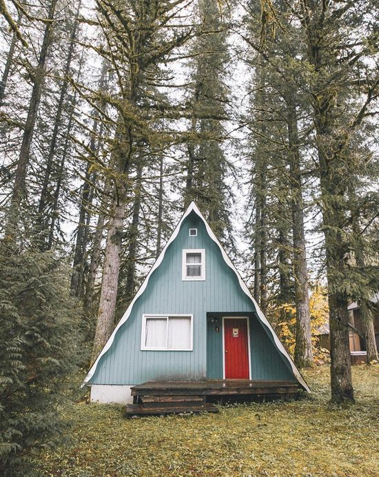 A-FRAME DREAMS