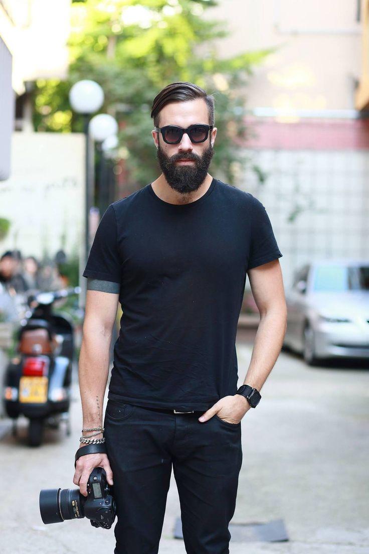 #Beard and hair