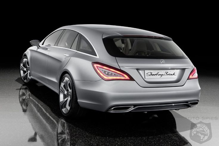 Mercedes-Benz CLS Shooting Brake receives green light for production