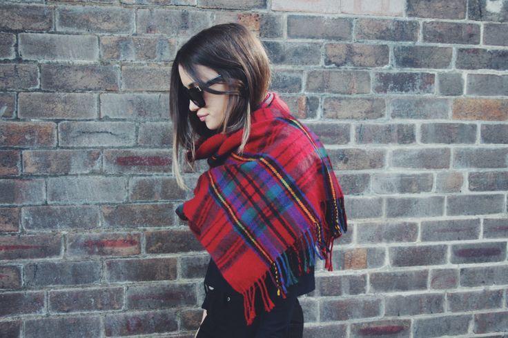 #scarf #tartan