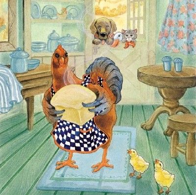 the little red hen - Google Search