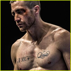jake gyllenhaal new movie - Southpaw