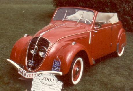 1939 Peugeot