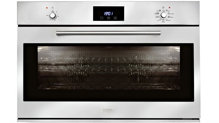 ILVE 90cm Built-In Electric Oven - Stainless Steel - Ovens | Harvey Norman Australia