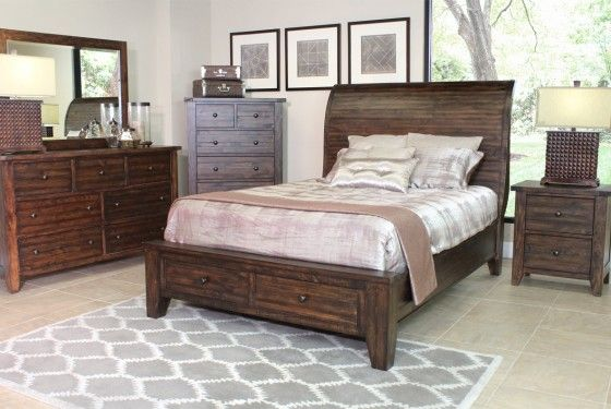 24 best images about bedrooms on pinterest for Bedroom furniture for less
