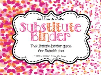 35 best subbingtime fillers images on pinterest classroom ideas sub tub ribbon and dots the ultimate substitute teache fandeluxe Gallery