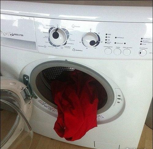 : P - washing monster!