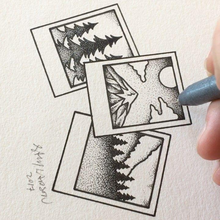 Telones De Fondo Backdrops Cherryblossom Dibujos Simples