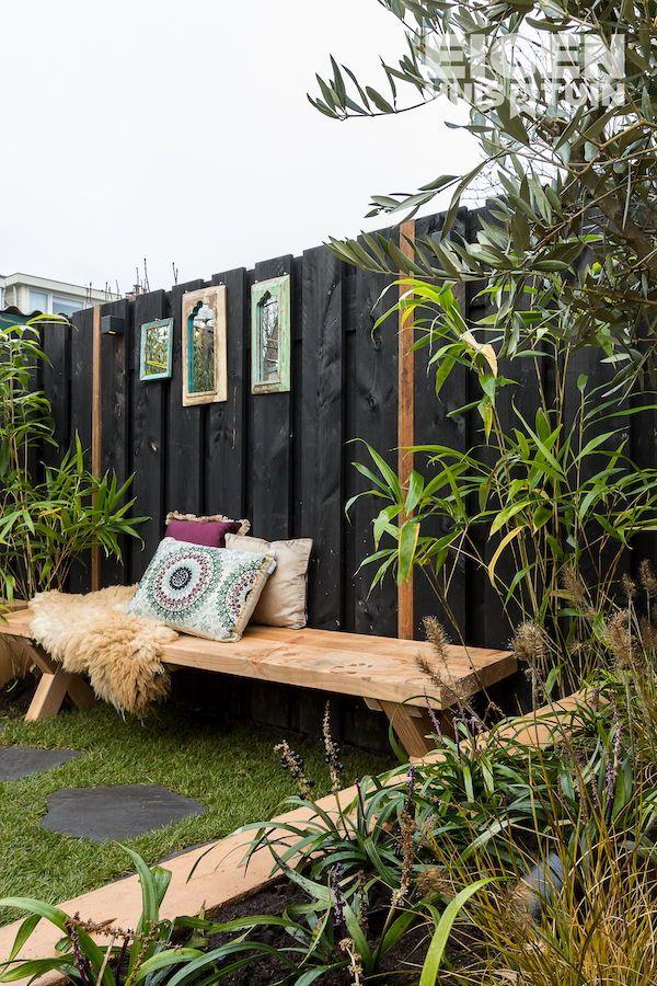 Cosy Sfeer In De Tuin Creeeren Tuin Marokkaanse Tuin Tuin Ideeen