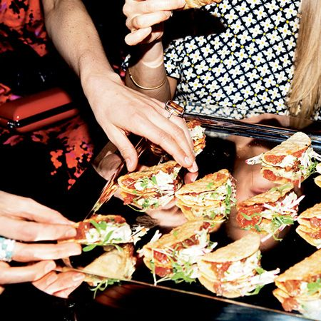 Brides: Sit-Down Dinner or Buffet? A Real Bride Plans Her Perfect Wedding Reception