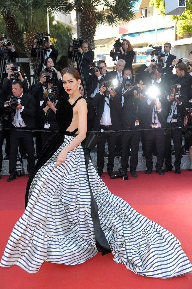 25 vackra klänningarna på röda mattan