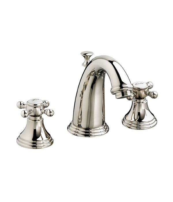 Craftsman Style Bathroom Faucets: The Ashbee Widespread Bathroom Faucet From DXV Is The