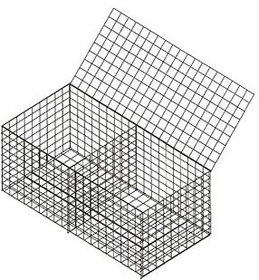 Check out https://www.gabionsupply.com!  Gabion pillows are mini-sized gabions filled with rocks and used for projects with limited access for heavy equipment