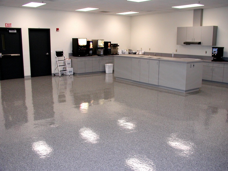 General commercial cleaning
