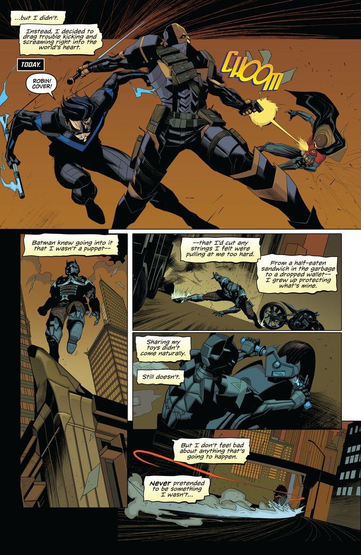 Batman - Arkham Knight - Genesis 2 Page 12
