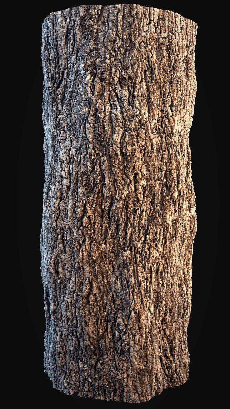 ArtStation - Seamless Pinewood Bark Texture [FREE DOWNLOAD], Zeljko Mihajlovic