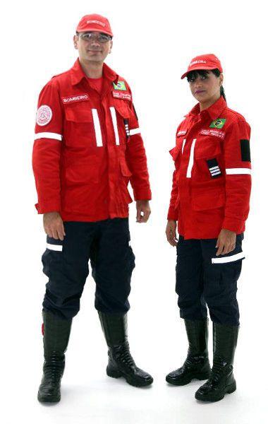 uniforme bombeiro civil cnbc