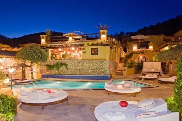 Ibiza Rocks House at Pikes Hotel - The original Club Tropicana #ibiza2015 #ibizahotel