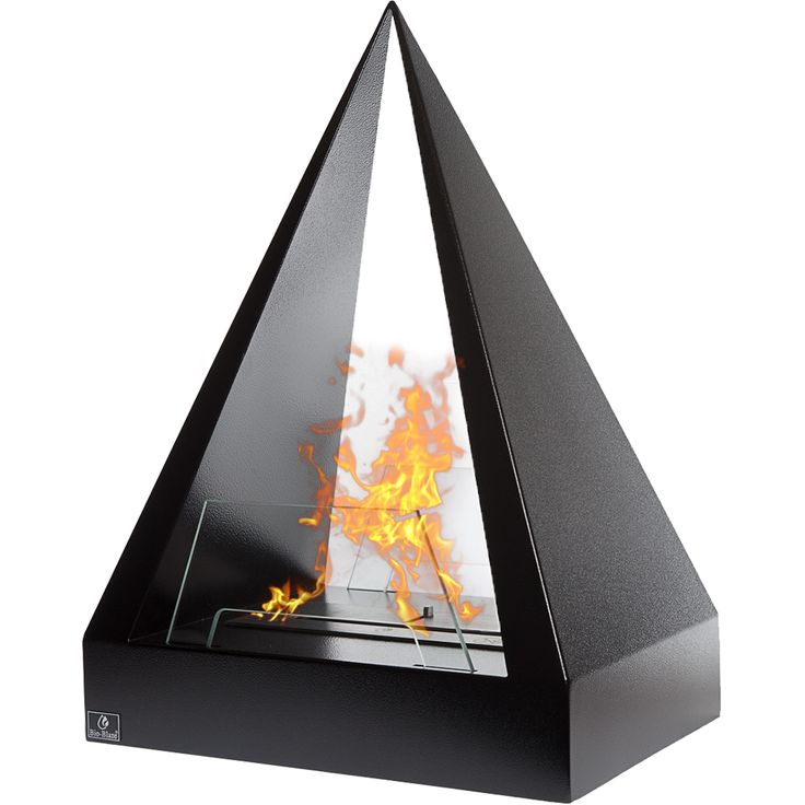 Great Bio Blaze Keops   Pyramid Shaped Free Standing Ethanol Fireplace (BB KE) Nice Ideas