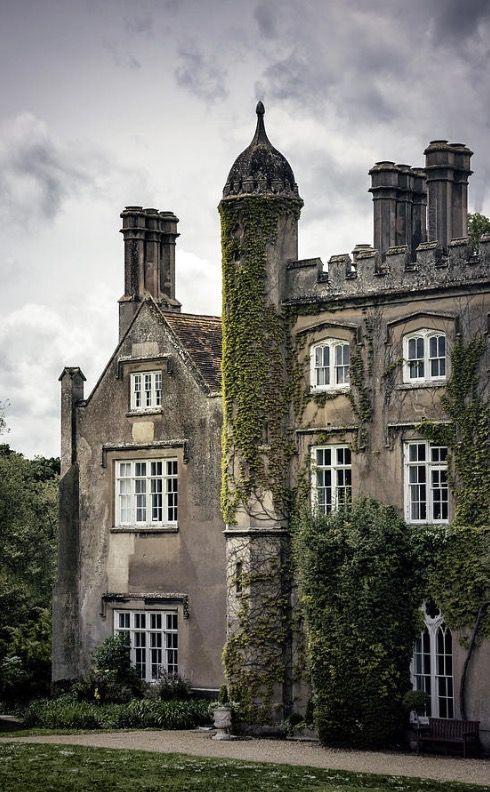 Manor House - New Milton, England