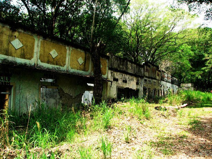 Ruinas de Armero, Tolima - Colombia.