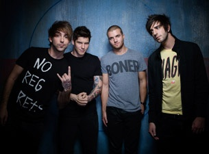 Don't miss All Time Low when they play the Sound Academy on January 17!