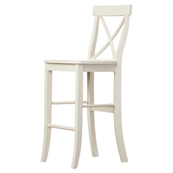 Pull this classic barstool up to your kitchen island for Sunday brunches with family, or add it to the entryway to stage an earthy potted plant.