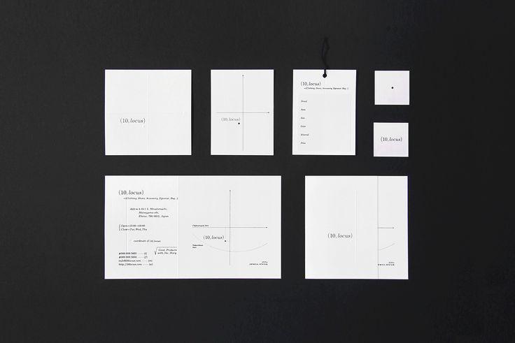 10,locus _ branding / logo mark / business card / shop card / dm  / Label seal / tag / website / sign