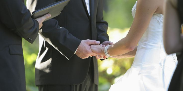 10 Marriage Vows You Couldn't Possibly Have Known To Make On Your Wedding Day