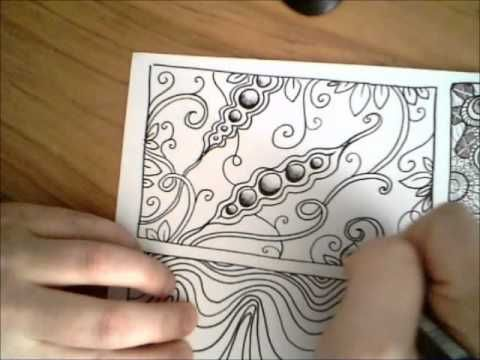 Peas in a Pod - A Dangerous Doodle Tutorial by Miraculous Mosquito. - YouTube