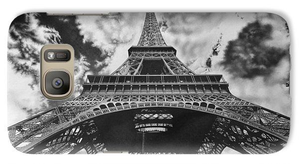 Eiffel Tower Galaxy S7 Case for Sale by Michal Straska.  Protect your Galaxy S7 with an impact-resistant, slim-profile, hard-shell case.  The image is printed directly onto the case and wrapped around the edges for a beautiful presentation.  Simply snap the case onto your Galaxy S7 for instant protection and direct access to all of the phone's features!